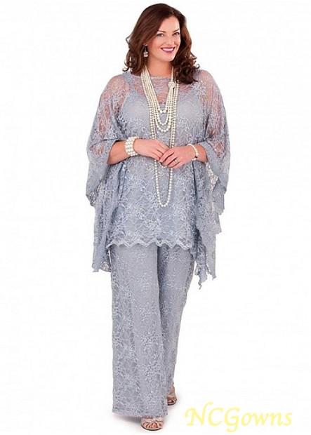 NCGowns Lace Plus Size Mother of the Bride Pantsuit T801525339019