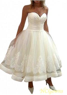 NCGowns Short Plus Size Wedding Dress T801525319958