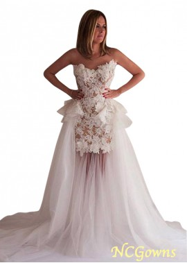 NCGowns Short Plus Size Wedding Dress T801525338186