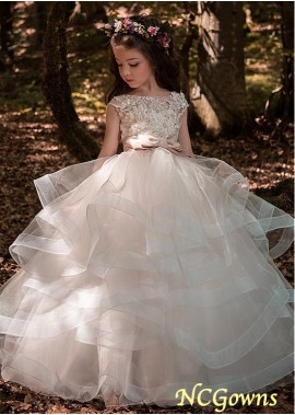 NCGowns Flower Girl Dresses T801525393490