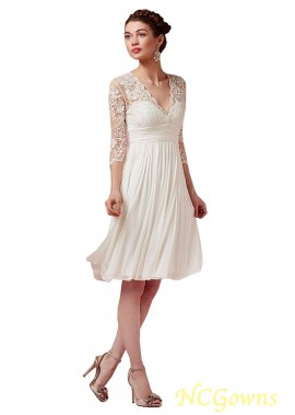 NCGowns Beach Short Wedding Dresses T801525317575