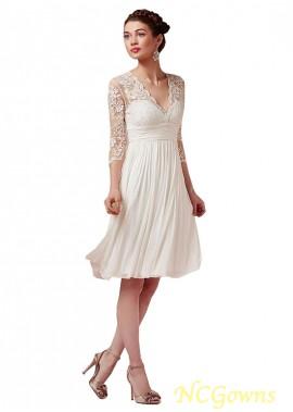 NCGowns Beach Short Wedding Dresses T801525317575