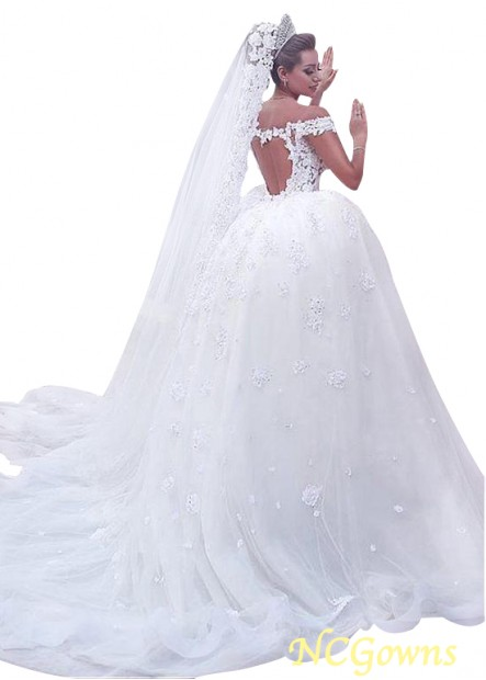 NCGowns Plus Size Wedding Dress T801525330540