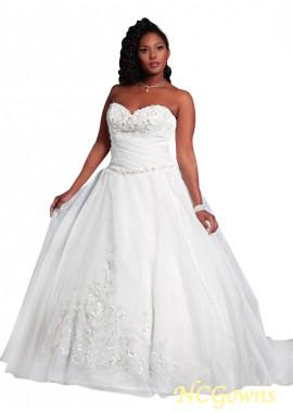 NCGowns Plus Size Wedding Dress T801525387155