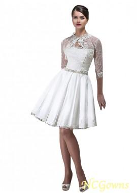 NCGowns Short Wedding Dress T801525328750