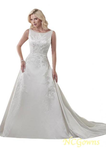 NCGowns Plus Size Wedding Dress T801525387271