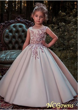 NCGowns Flower Girl Dresses T801525393496