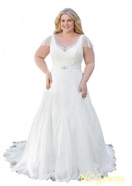 NCGowns Plus Size Wedding Dress T801525330348