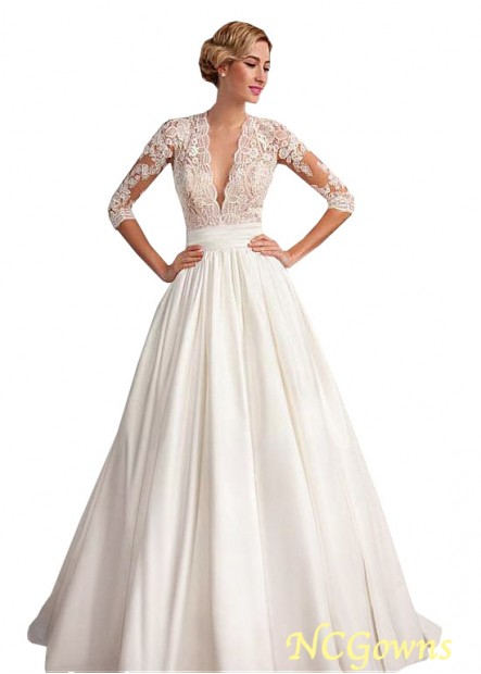 NCGowns Beach Wedding Dresses T801525317378