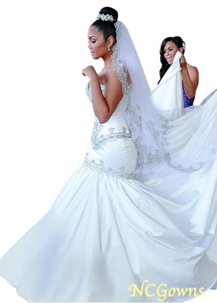 NCGowns Plus Size Wedding Dress T801525317943