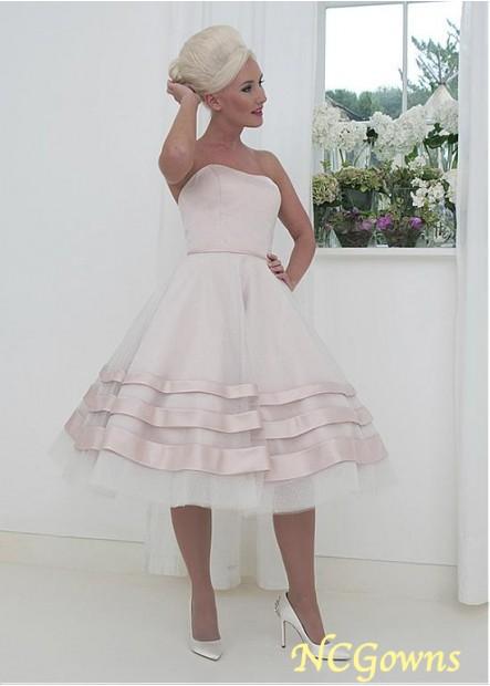 NCGowns Short Wedding Dress T801525385311