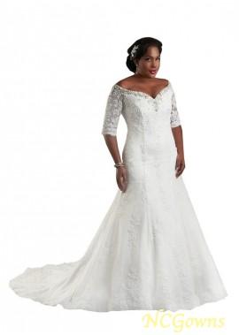 NCGowns Plus Size Wedding Dress T801525325539