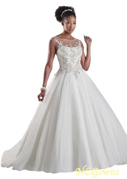 NCGowns Plus Size Wedding Dress T801525317819