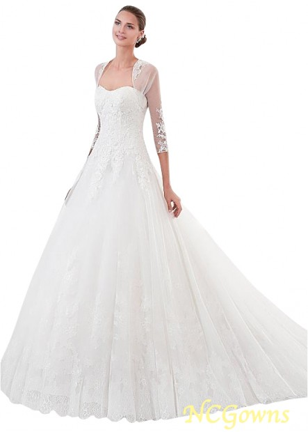 NCGowns Lace Wedding Dress T801525384764
