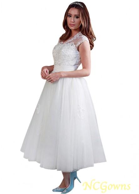 NCGowns Short Wedding Dress T801525327566