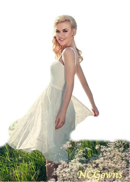 NCGowns Short Wedding Dress T801525328955