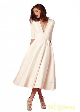 NCGowns Short Beach Wedding Dress T801525313095
