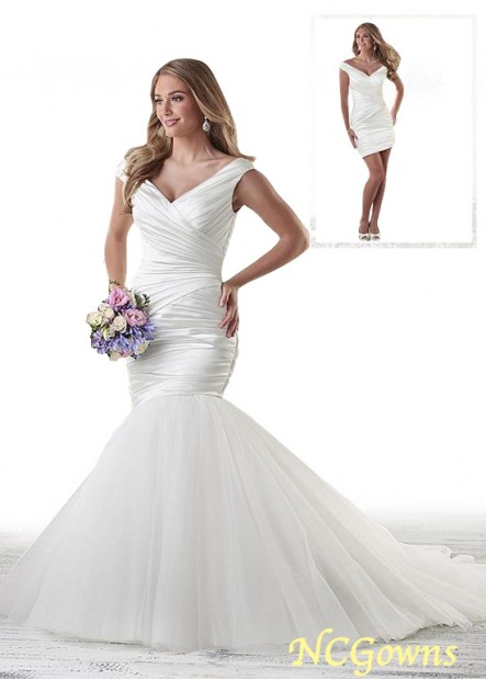 NCGowns Plus Size Wedding Dress T801525327616