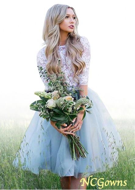 NCGowns Beach Short Wedding Dresses T801525320210