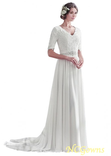 NCGowns Beach Wedding Dresses T801525317367