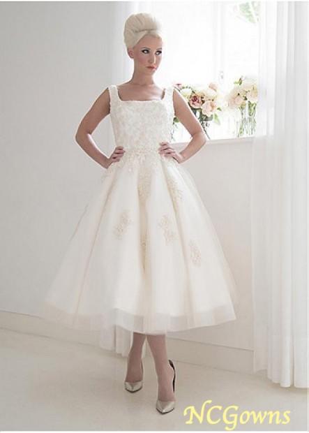 NCGowns Short Wedding Dress T801525388004