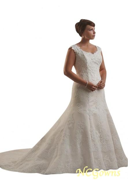 NCGowns Plus Size Wedding Dress T801525328847