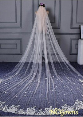 NCGowns Wedding Veil T801525381989