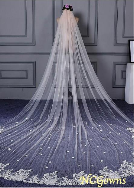 NCGowns Wedding Veil T801525381989