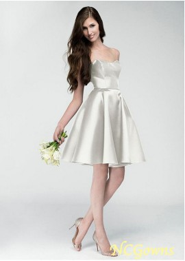 NCGowns Short Wedding Dress T801525325222