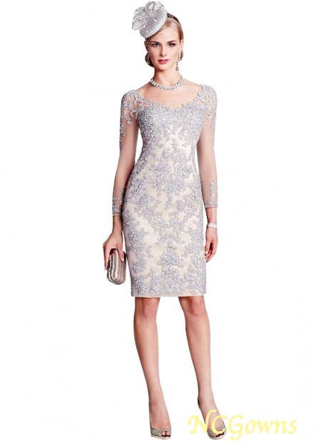 NCGowns Short Mother Of The Bride Dress T801525338472