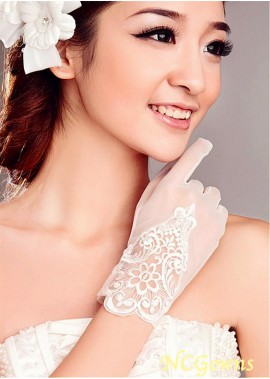 NCGowns Wedding Gloves T801525382058