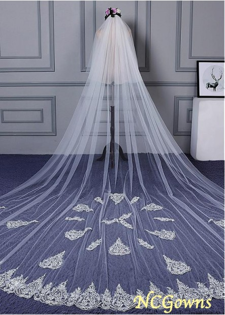 NCGowns Wedding Veil T801525665889