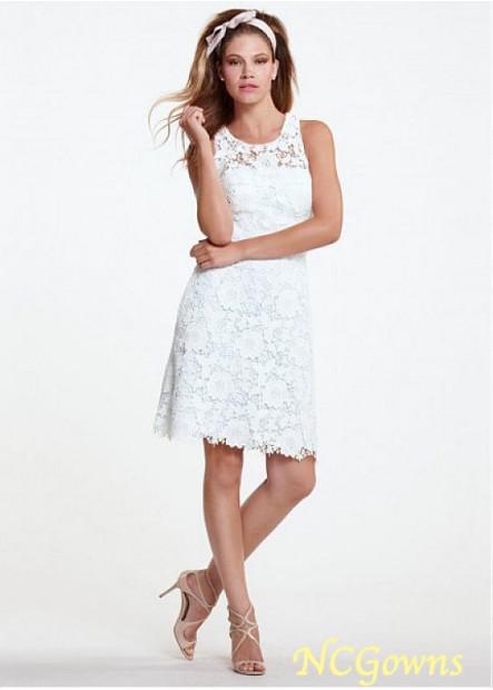 NCGowns Short Wedding Dress T801525324266