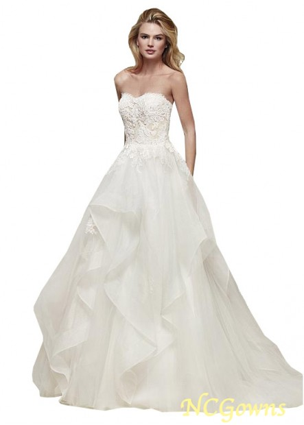 NCGowns Beach Wedding Ball Gowns T801525318190