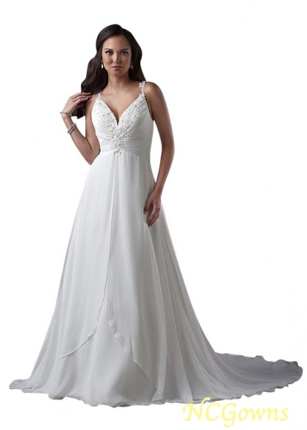 NCGowns Plus Size Wedding Dress T801525331200