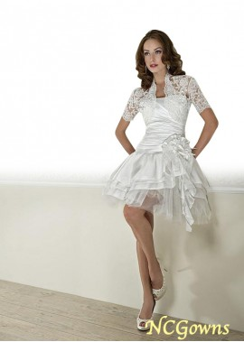NCGowns Short Wedding Dress T801525325441