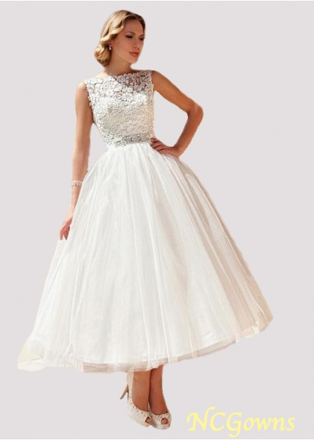 NCGowns Short Wedding Dress T801525319033