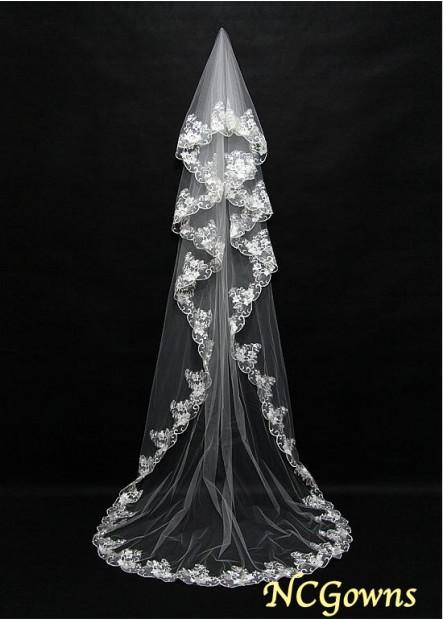 NCGowns Wedding Veil T801525382066
