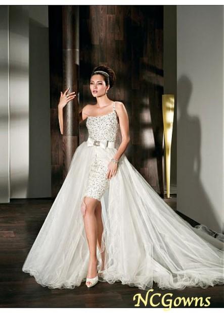 NCGowns Short Wedding Dress T801525322921