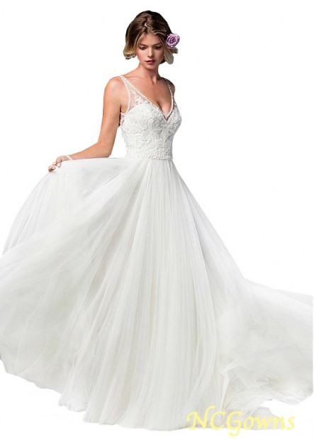 NCGowns Beach Wedding Dresses T801525328381