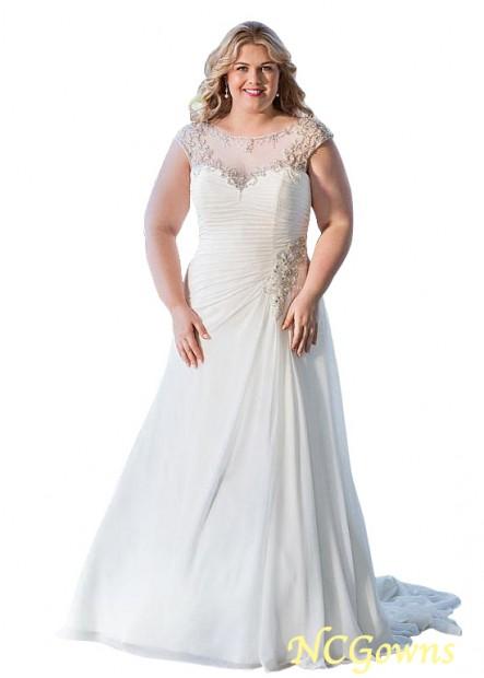 NCGowns Plus Size Wedding Dress T801525332266