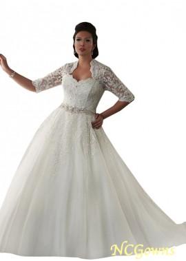 NCGowns Plus Size Wedding Dress T801525325885