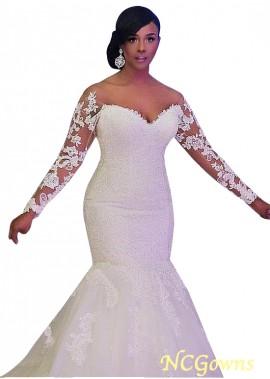 NCGowns Plus Size Wedding Dress T801525321173
