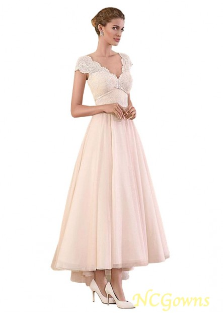 NCGowns Short Wedding Dress T801525386536