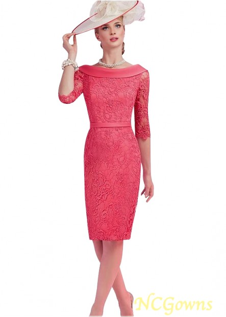 NCGowns Mother Of The Bride Dress Knee Length T801525338469