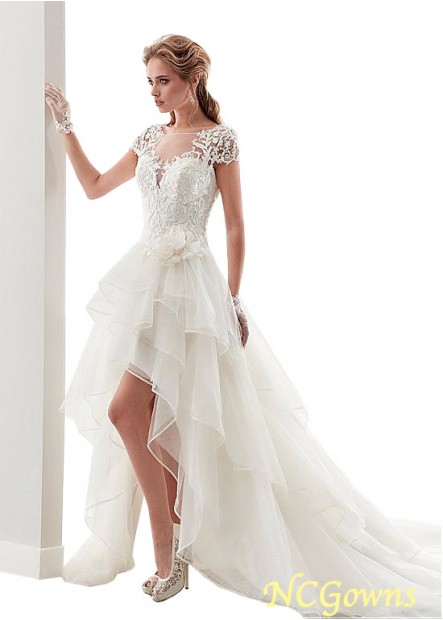 NCGowns Beach Short Wedding Dresses T801525318445