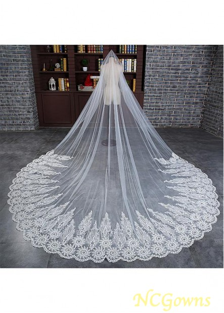 NCGowns Wedding Veil T801525382011