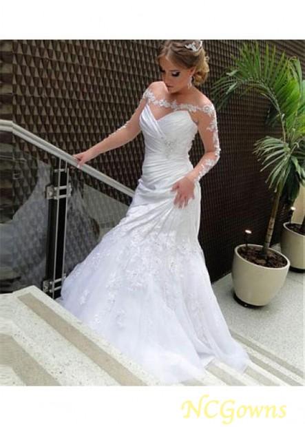 NCGowns Plus Size Wedding Dress T801525334773