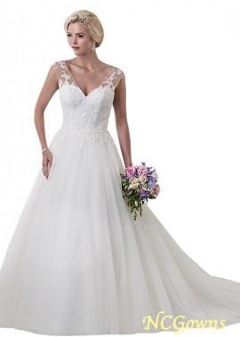 NCGowns Plus Size Wedding Dress T801525337148