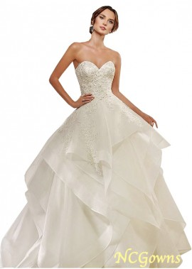 NCGowns Beach Wedding Ball Gowns T801525318209